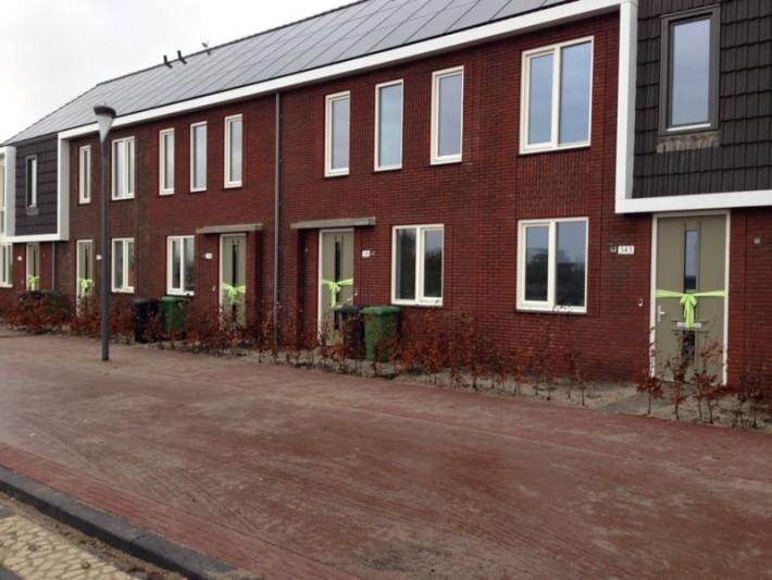 Energieneutrale woningen in RijswijkBuiten