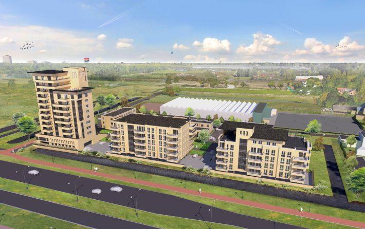 Nog enkele appartementen te koop in De Linden Parkrijk
