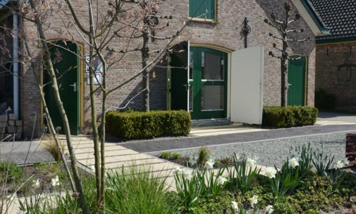 Zomersluiting informatiecentrum RijswijkBuiten