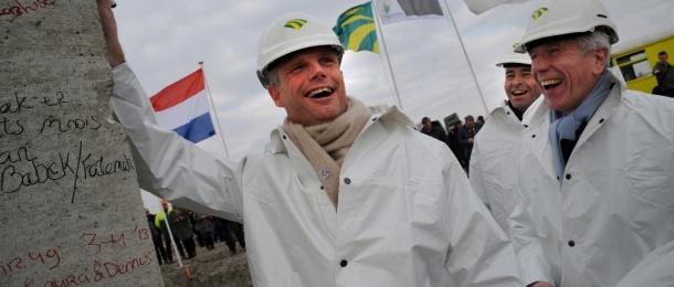 Eerste paal geslagen in RijswijkBuiten