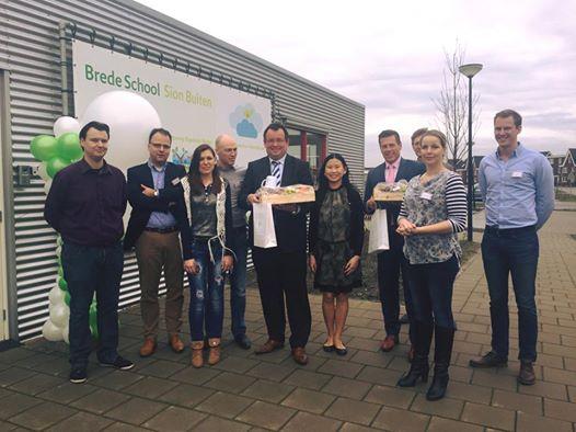 Gezondheidscentrum RijswijkBuiten officieel geopend