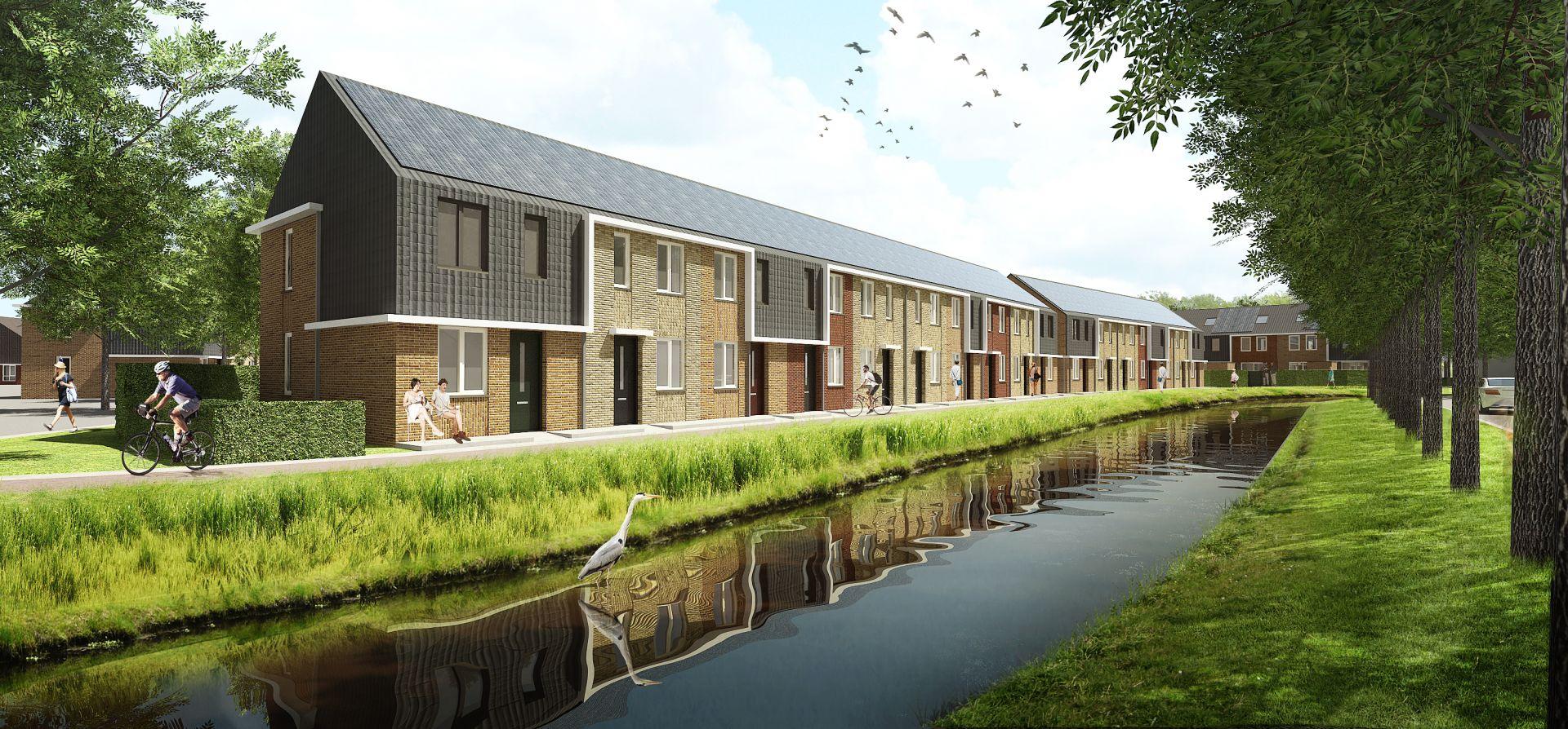 Rijswijk wonen realiseert 24 sociale huurwoningen in for Huurwoningen