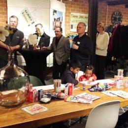 Viering oplevering eerste huurwoningen Rijswijk Wonen in RijswijkBuiten