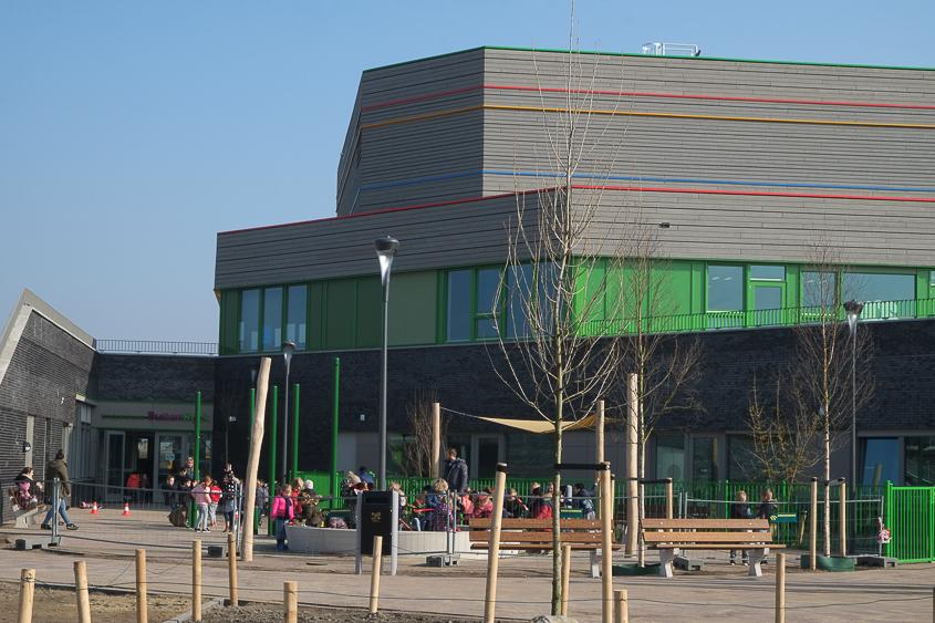 Tijdelijke onderwijshuisvesting in RijswijkBuiten
