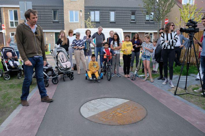 Kunstwerk Novo Sion in RijswijkBuiten