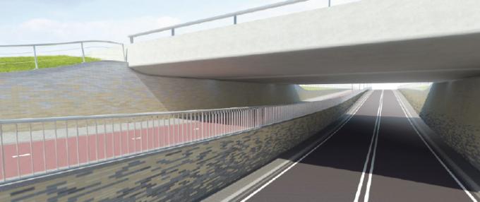 ProRail werkt aan spooronderdoorgang RijswijkBuiten