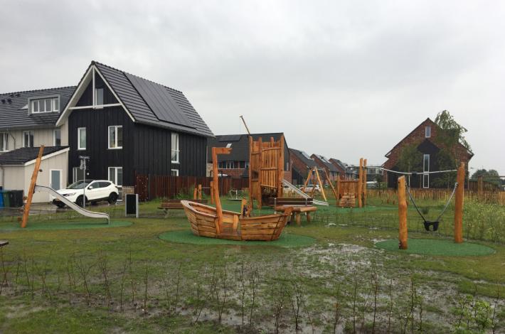 Speel-en ontmoetingsplekken in RijswijkBuiten
