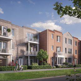 Nog enkele woningen te koop in de Buitenparel in Parkrijk