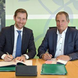 Koopovereenkomst Parkrijk De Wilgen ondertekend