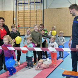 Opening speelplek Oyevaerswey feestelijk gevierd