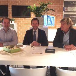 Koopovereenkomst De Linden Parkrijk ondertekend