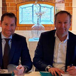 Koopovereenkomst Buitenplaats Syon fase 1 ondertekend