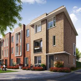 Feestelijke start bouw 46 eengezinswoningen in Parkrijk De Lanen fase 2 in RijswijkBuiten