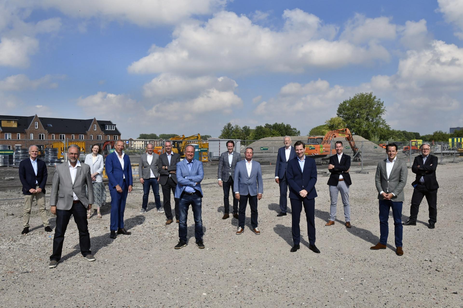 Bouwen aan een duurzame woonwijk voor de 21e eeuw. In RijswijkBuiten gebeurt dat!