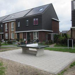 Tafeltennistafels in RijswijkBuiten