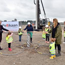 Start bouw Integraal Kindcentrum Parkrijk
