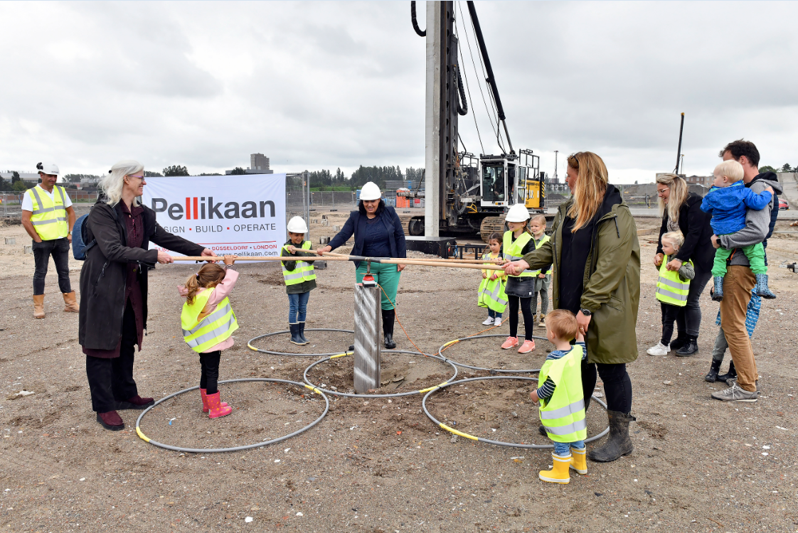 Start bouw Integraal Kindcentrum Parkrijk