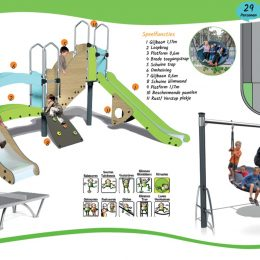 Winnend ontwerp speelplek Boomgaard in RijswijkBuiten