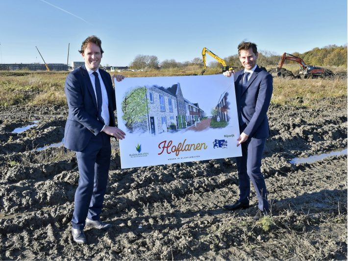 Samenwerkingsovereenkomst nieuwe duurzame woonwijk Hoflanen Parkrijk