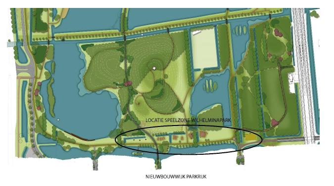 Denk mee over het ontwerp van speelplekken in Parkrijk en het Wilhelminapark