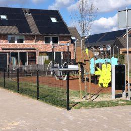 Speeltuin aan de Boomgaard geopend