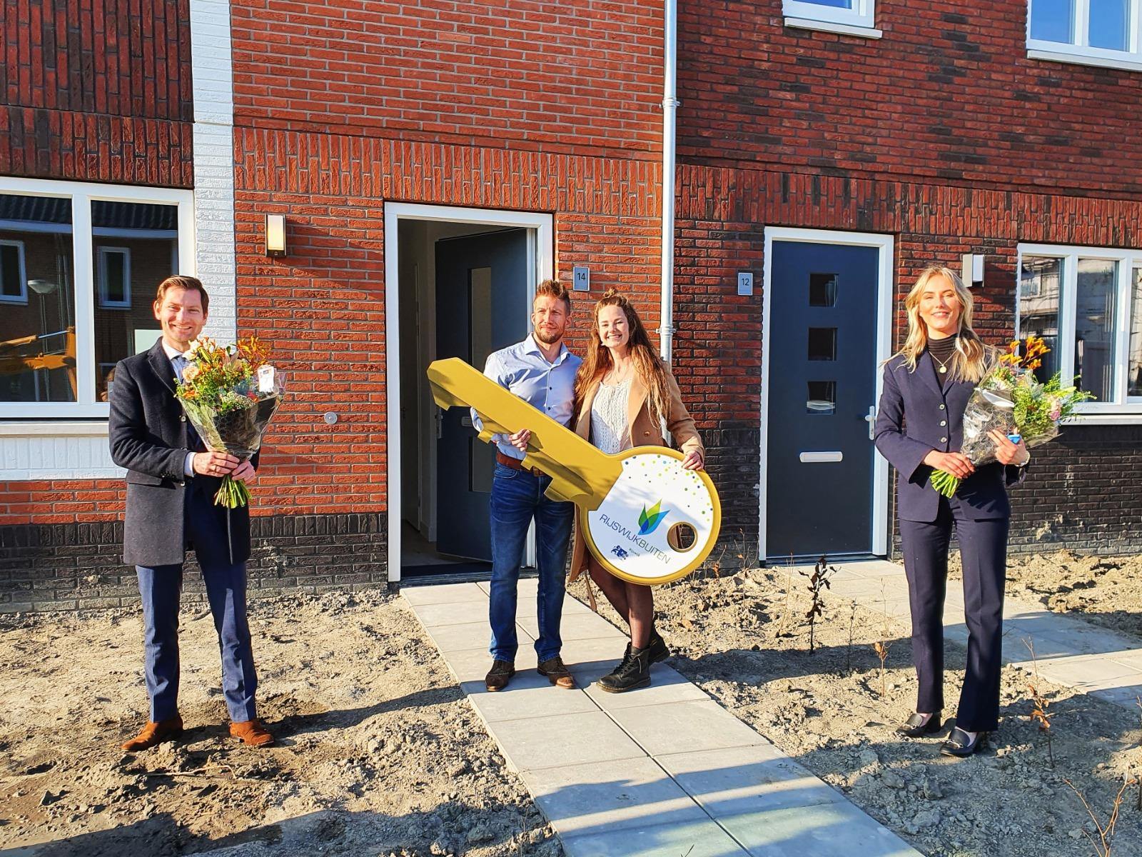 Energieneutrale en circulaire woningen 'MorgenWonen' in RijswijkBuiten opgeleverd
