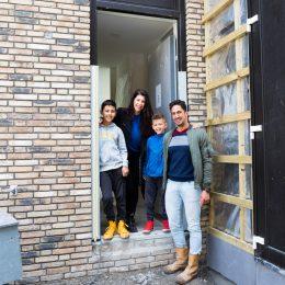 De vele gezichten van RijswijkBuiten: Babette en haar gezin wonen in hun duurzame droomhuis