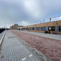 Binnenkijken in de tijdelijke school in Parkrijk RijswijkBuiten
