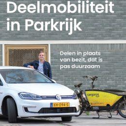 Deelmobiliteit in Parkrijk