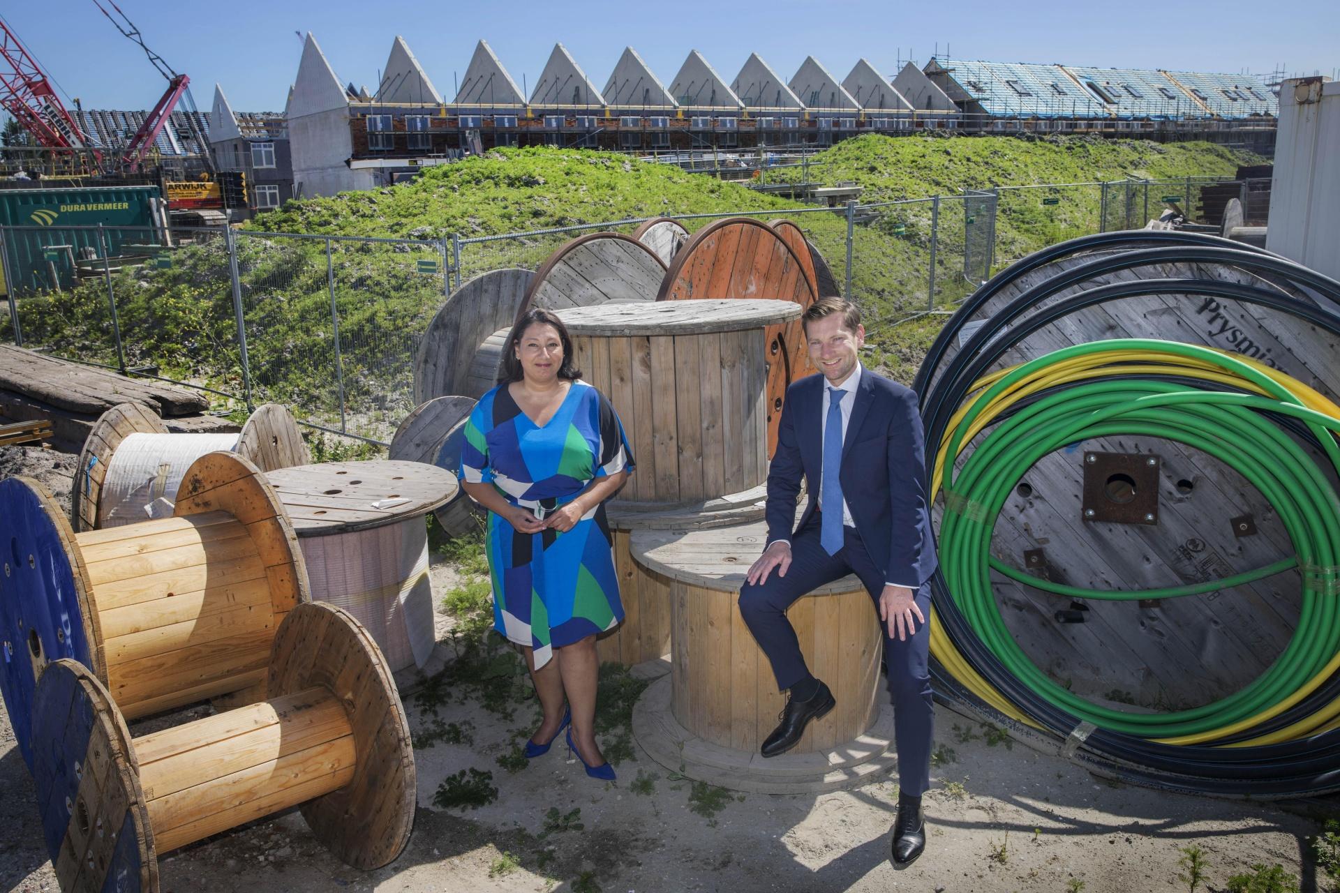 Gemeente Rijswijk laat zelf woningen bouwen voor middeninkomens