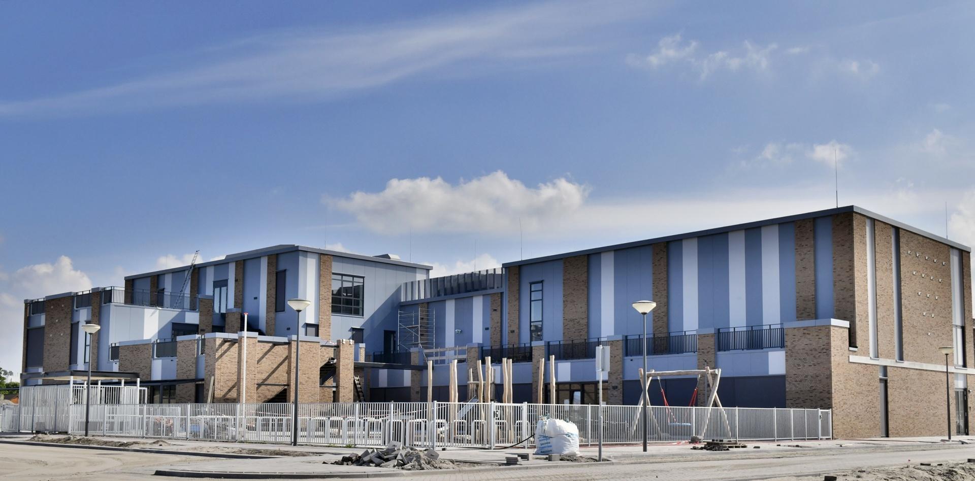 Integraal Kindcentrum Parkrijk opgeleverd