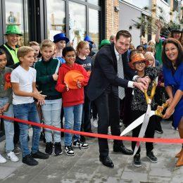 Montessori IKC Parkrijk in RijswijkBuiten officieel geopend